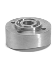 alloy steel studding outlet flanges