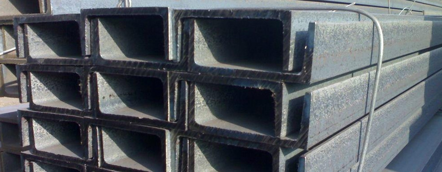 carbon mild steel channel