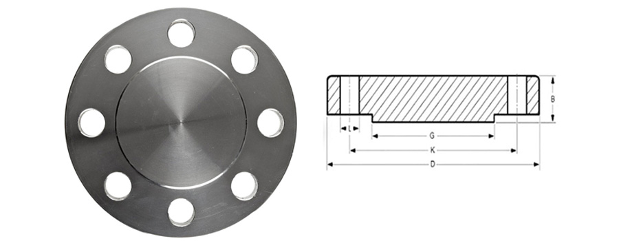ss blind flange manufacturer in india