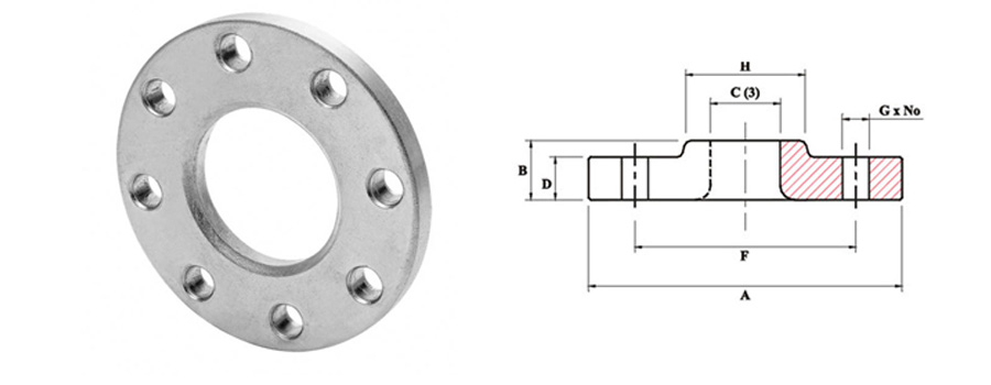 ss lap joint flange manufacturer in india