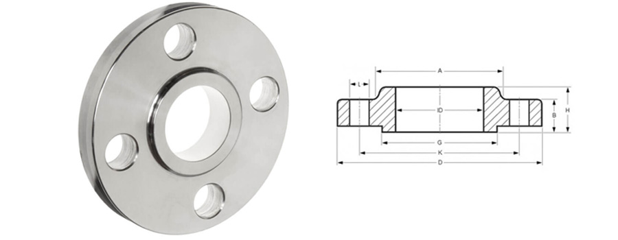 ss slip on flange manufacturer in india
