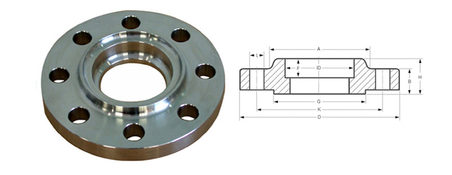 ss socket weld flange manufacturer in india