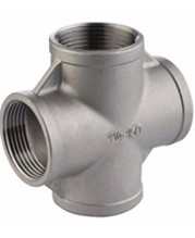 pipe fitting cross
