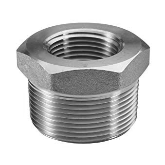 stainless steel forged fitting bushing exporters
