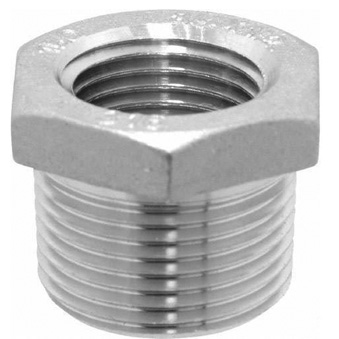 stainless steel forged fitting bushing suppliers