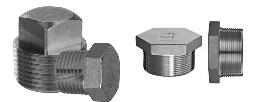 stainless steel forged fitting plug manufacturers