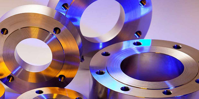 stainless steel flanges dimensions and weight charts